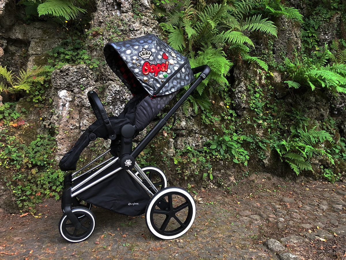 Cybex Priam Rebellious Fashion Collection